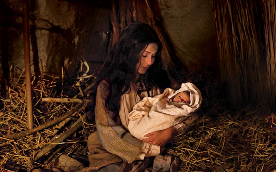 "The Story of Christmas – ""God in Heaven Looked Down"""