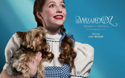 Sony Recording Artist Lexi Mae Walker Stars as Dorothy in Hale Center Theater's The Wizard of Oz