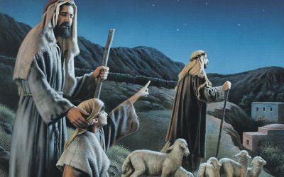 """Mary Hiett Shares the Story and Her Testimony of """"The Night Christmas Was Born"""""""