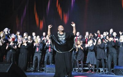 How Gospel Music Set A Gospel Singer's Feet on the Path to Finding the Gospel of Jesus Christ