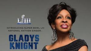 Gladys Knight - Superbowl LIII - National Anthem
