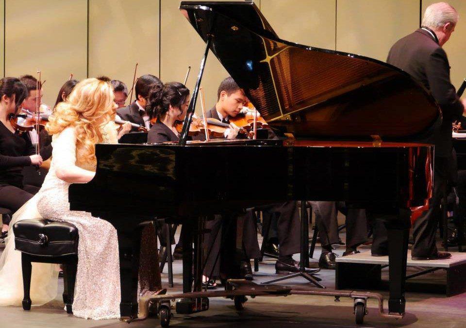 Jennifer Thomas - Concert