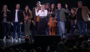 LeBaron Family - Kelly Clarkson Concert