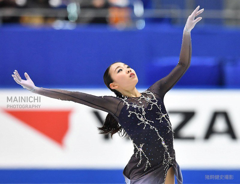 Rika Kihira - A Beautiful Storm