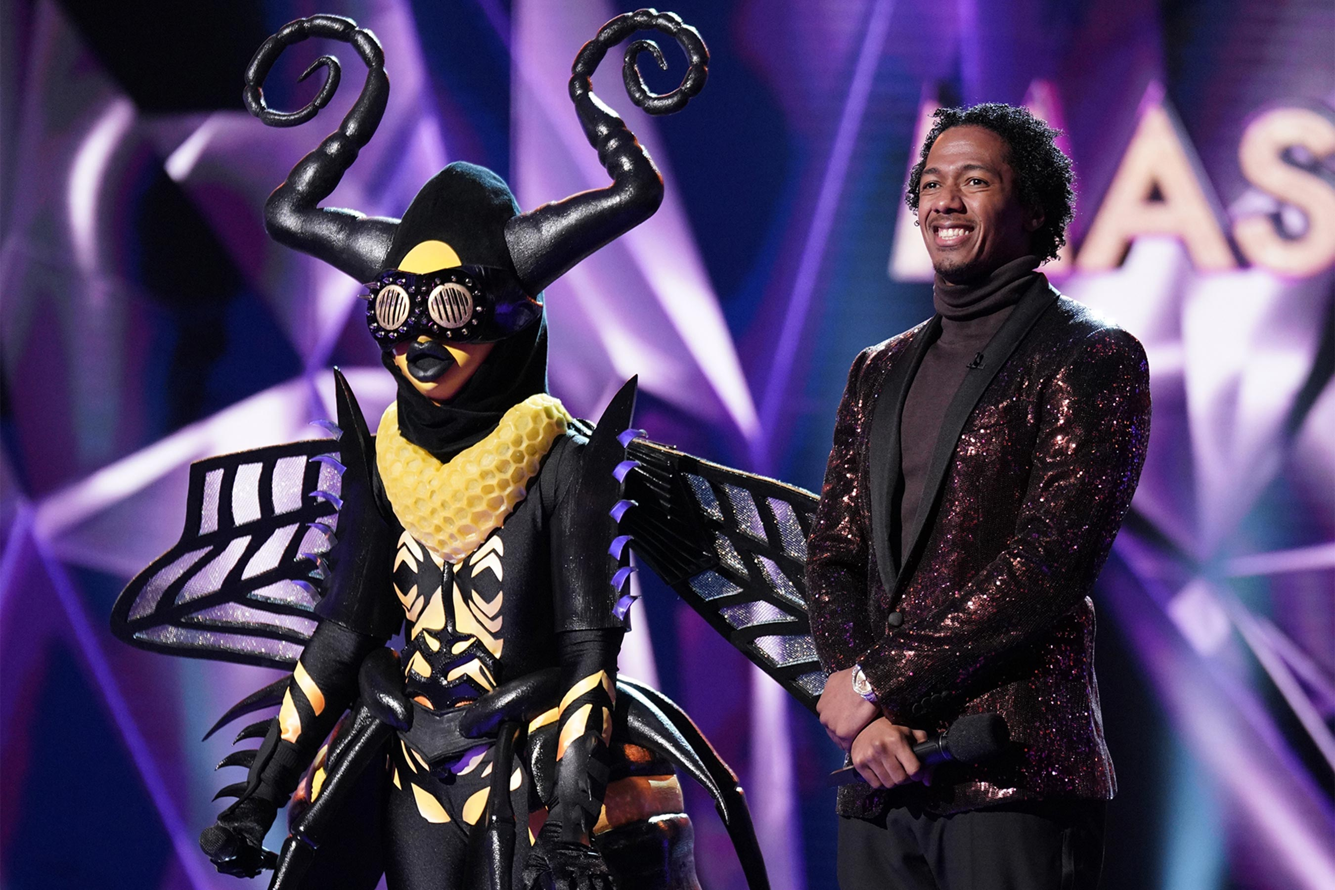 The Masked Singer - The Bee