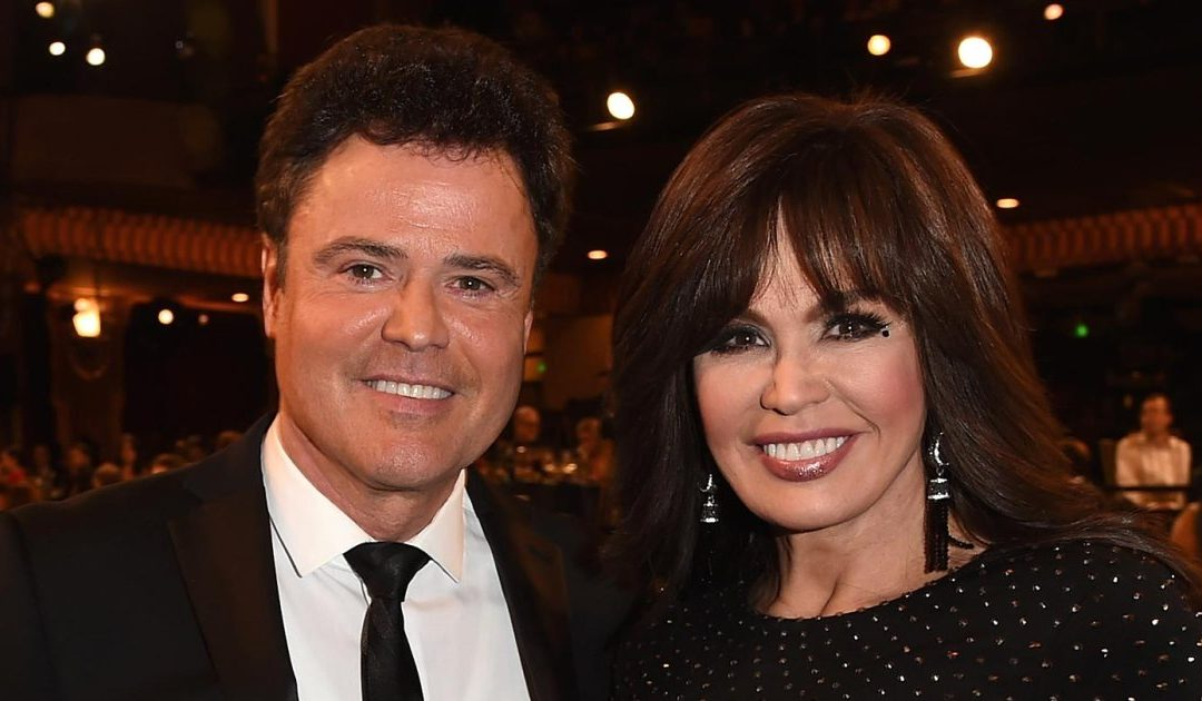 Donny and Marie Osmond