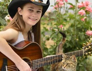 North Logan Teen Kenadi Dodds Has Aspirations of Being a Country Western Singer