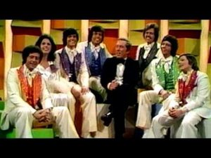 The Osmonds and Andy Williams