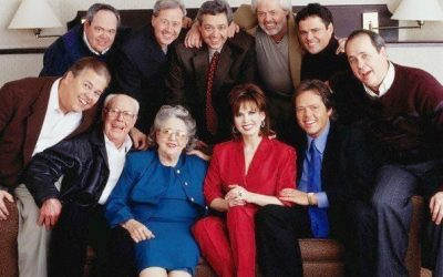 Jay Osmond is Writing a Musical Play which Tells the Unadulterated Story of the Osmond Family
