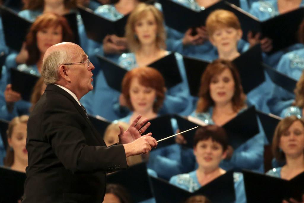 Mack Wilberg - Tabernacle Choir