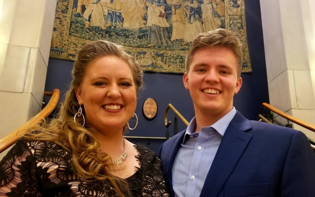 Brother and Sister Returned Missionaries Hit the High Notes in Pursuit of Opera Careers