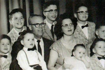 Mother Osmond, Elvis Presley, Queen Elizabeth, and the Book of Mormon