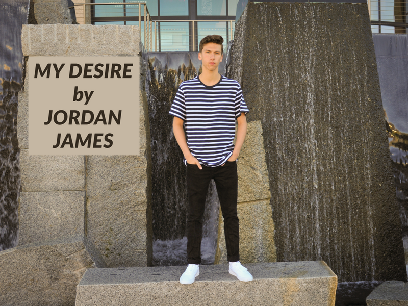 Jordan James Pinkston - My Desire