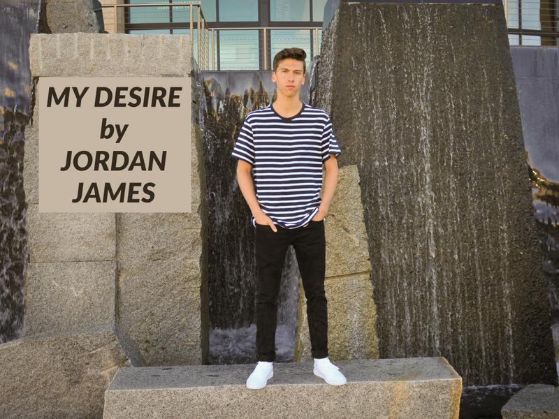 Jordan James Pinkston - My Desire