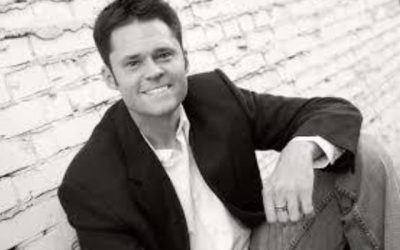 Justin Osmond Talks about Growing Up Deaf in a World-Famous Musical Family