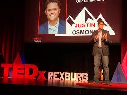 Justin Osmond - TEDx