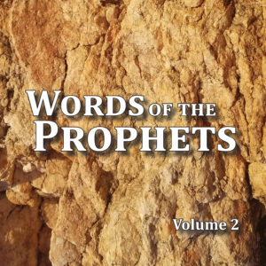 James Dunne - Words of the Prophets