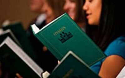 What is the Most Requested Song For the New Church Hymnal?