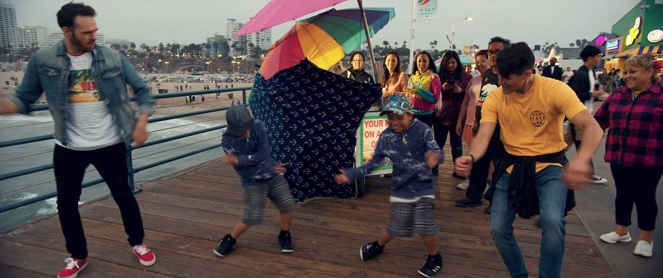 Spark - Let Go - Dancing