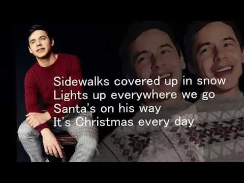 "Three Singles from David Archuleta's ""Winter in the Air"" Hit iTunes Top 20 Holiday Songs Chart Ahead of 2019 Christmas Tour"