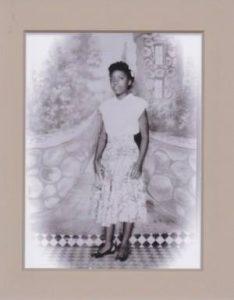 Frances Mae Harmon - Graduation