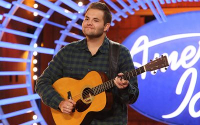 Jordan Moyes – From the Provo Utah Music Scene to the American Idol Stage