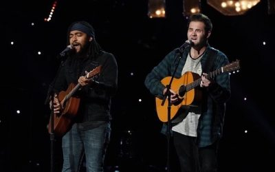 "Jordan Moyes Comes to the End of the Road on ""American Idol"""