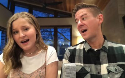 The Amazing Story of Father and Daughter Singing Duo, Mat and Savanna Shaw