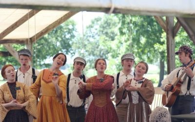 Cancellation of Nauvoo Performance Does Not Keep Young Performing Missionaries' Light From Shining