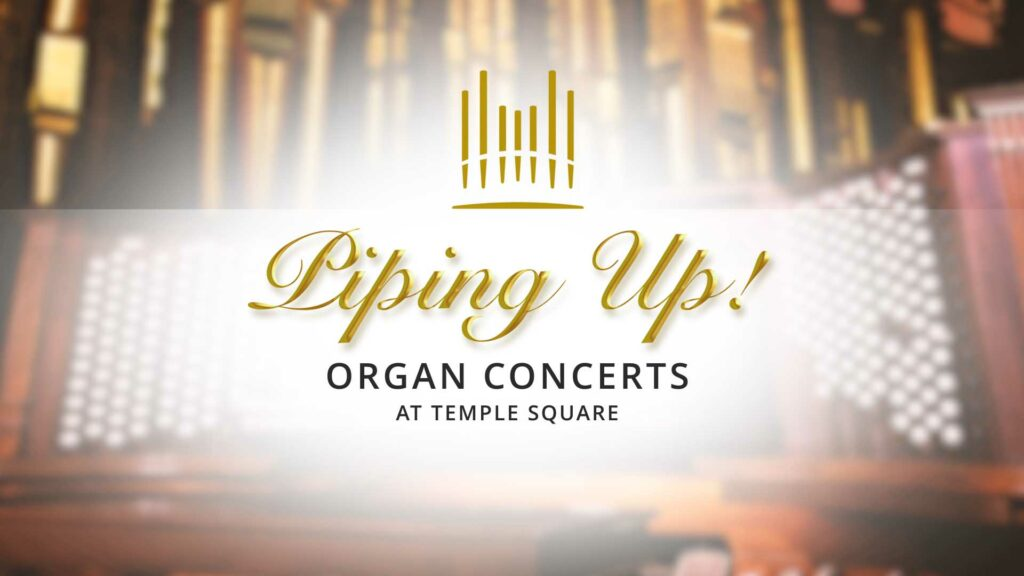 Piping Up Organ Concerts