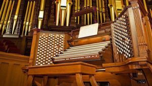Tabernacle Organ on Temple Square