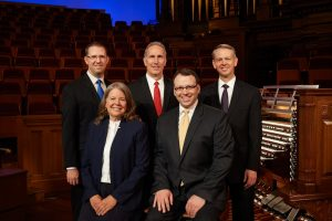 Tabernacle Organists