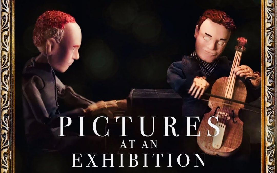 The Piano Guys - Pictures at An Exhibition