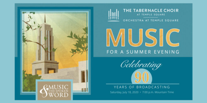 "Celebrating 90 Years of ""Music and the Spoken Word"""