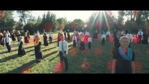 David Archuleta and Rexburg Children's Choir - From a Distance