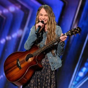 Kenadi Dodds - America's Got Talent