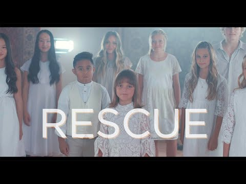 "Operation Underground Railroad Ambassadors Unite Their Voices in a Powerful Rendition of ""Rescue"""