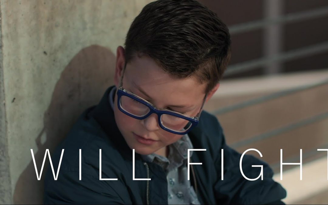 Carson Ferris - I Will Fight