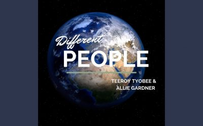 "Teeroy Tyobee and Allie Gardner Release Powerful New Song ""Different People"""