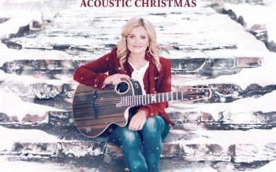 """Camille Nelson's """"Acoustic Christmas"""" Brings Hope and Joy for the Season"""