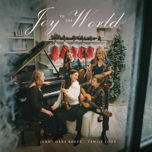 Jenny Oaks Baker & Family Four - Joy to the World