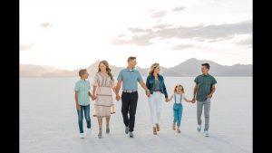 Mat and Savanna Shaw - Family