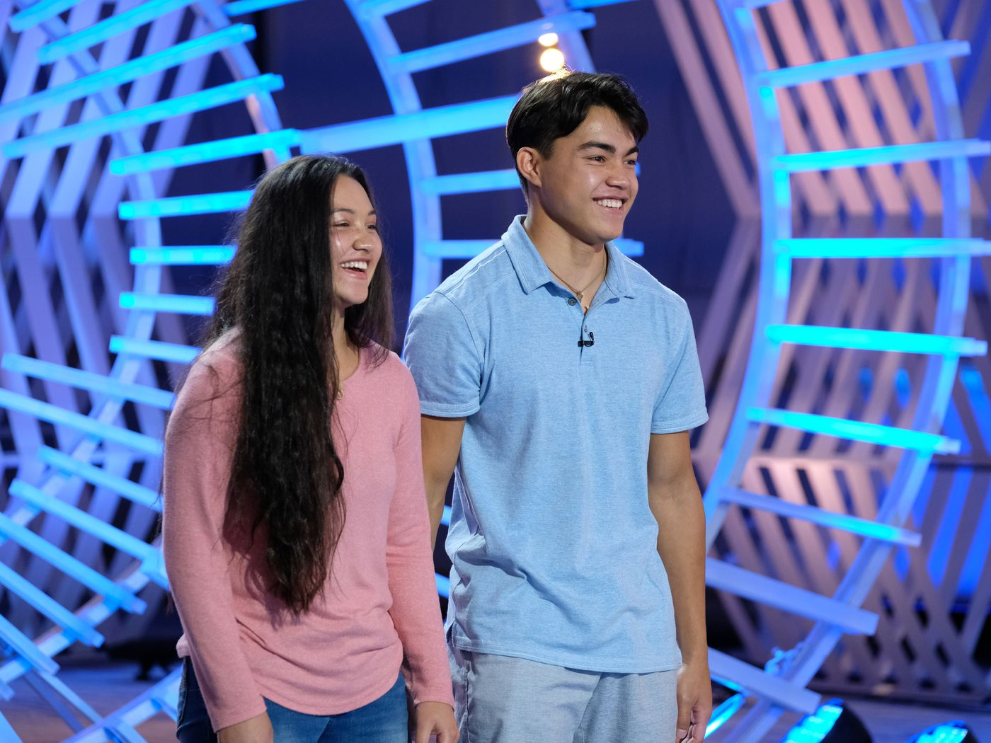 Latter-day Saint Sister and Brother, Ammon and Liahona Olayan, Compete on American Idol