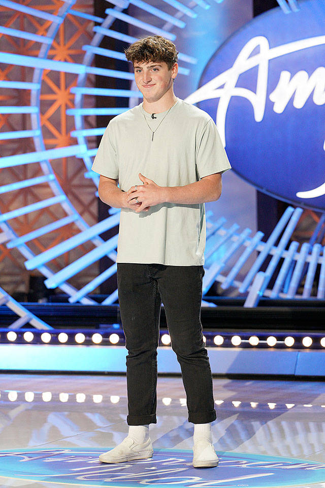 Benson Boone - American Idol