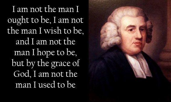 John Newton - Amazing Grace
