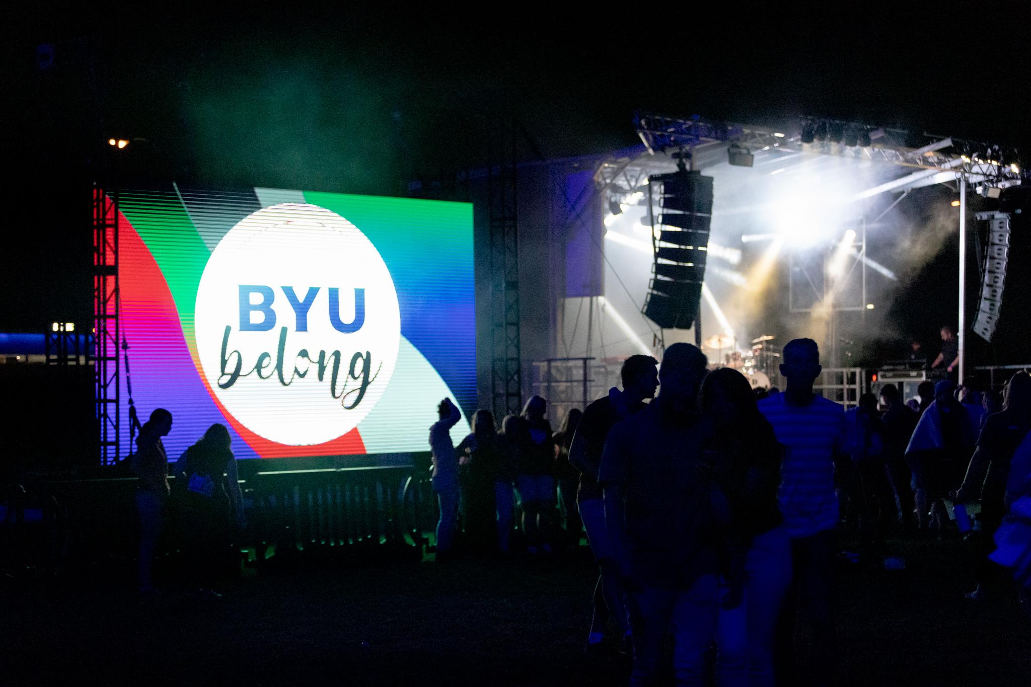 BYU Belong Concert